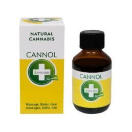 Cannol   Hidratación y relajación