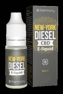 Vape Harmony e-Liquid CBD 3% New York Diesel