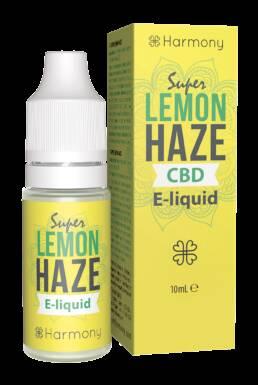 Vape Harmony e-Liquid CBD 3% Super Lemon Haze