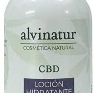 Loción hidratante con CBD de Alvinatur | Producto BIO