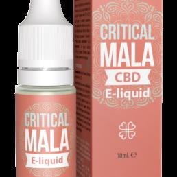 E-Liquid Vape CBD Critical Mala