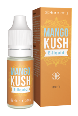 E-Liquid Vape CBD Mango Kush