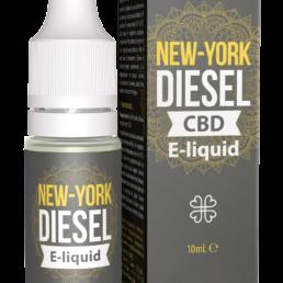 E-Liquid Vape CBD New York Diesel