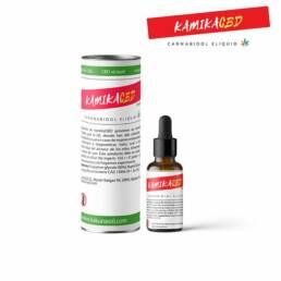 KamikaCBD eliquid al 2,5% CBD · Peppermint Vape · 250mg