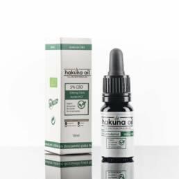 Aceite CBD Premium hakuna oil al 5% Full Spectrum con base MCT