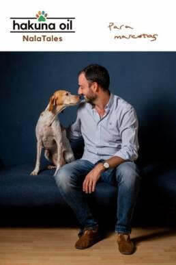 Aceite de CBD 5% (500mg) para mascotas sin THC · NalaTales