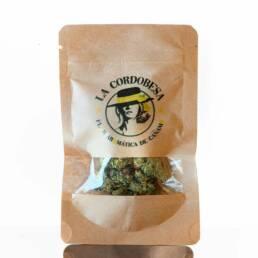 Cogollo de Flor Aromática de CBD al 13,46% · La Cordobesa Limonera