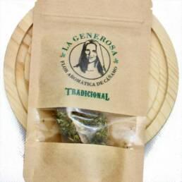 Cogollo de Flor Aromática de CBD al 6,5% · La Generosa Tradicional
